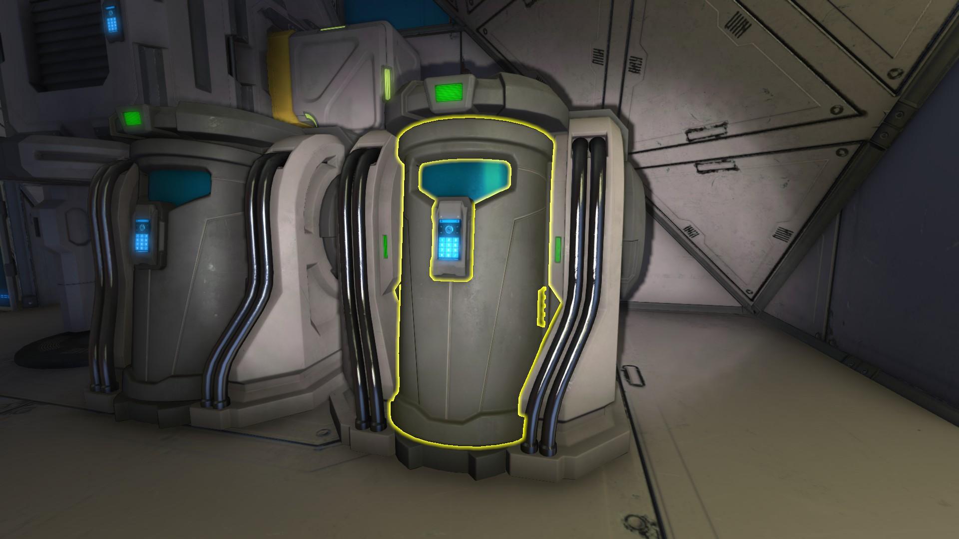 Cryo Chamber Space Engineers Wiki Fandom Powered By Wikia