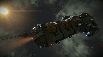 R U S T Freighter Space Engineers Wiki Fandom