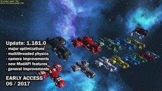 Space Engineers - Update 1.181.0 Major - Big Optimizations, Multithreaded Physics & More!-0