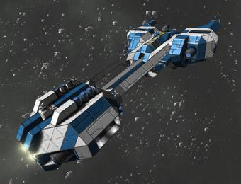 Big Blue Space Engineers Wiki Fandom