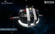 1701346380 preview Raiding Outpost mk.1