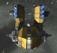 Mining Transport back