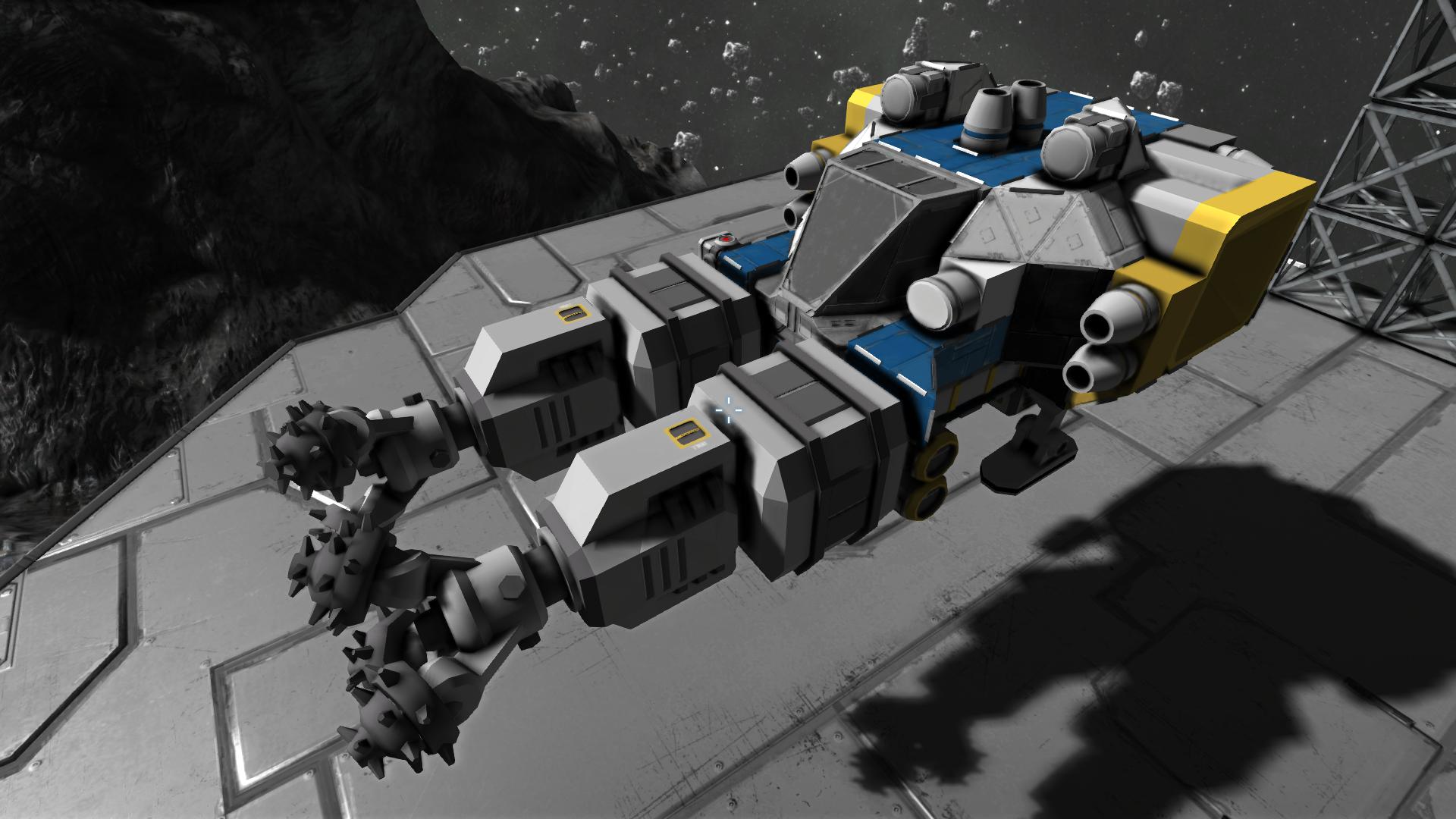 Miner Space Engineers Wiki Fandom