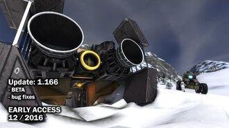 Space Engineers - Update 01.166 STABLE - Space Engineers Beta