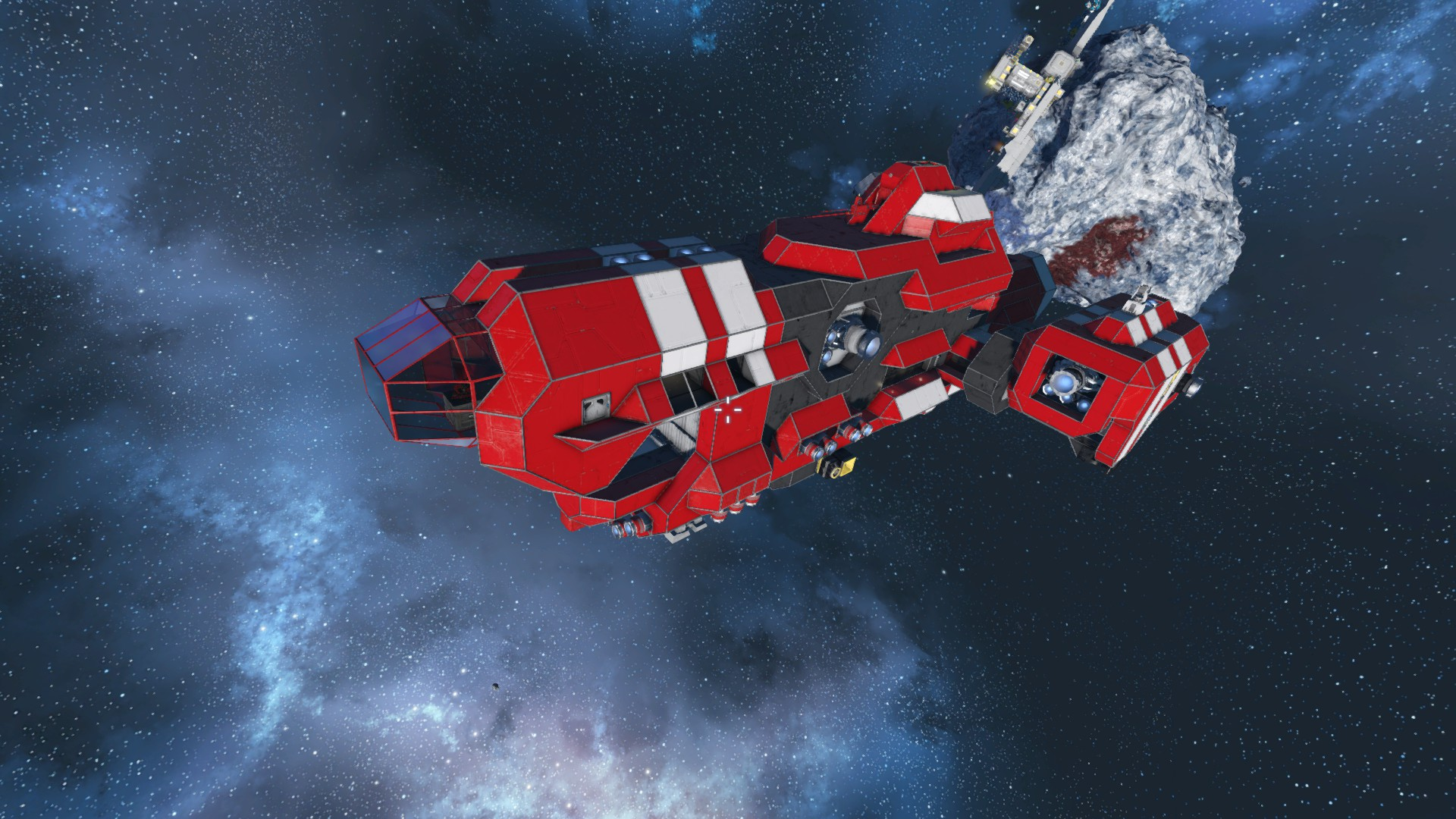 Big Red Space Engineers Wiki Fandom