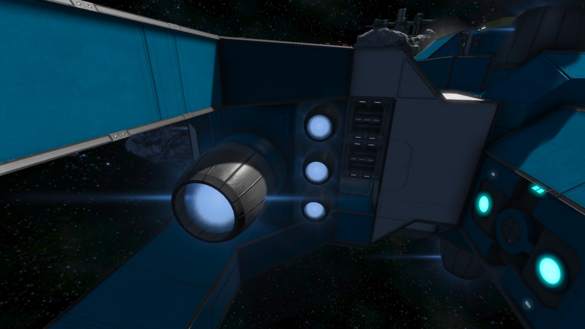 Ion Thrusters Space Engineers Wiki - oukas info