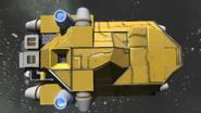 Rescue ship top