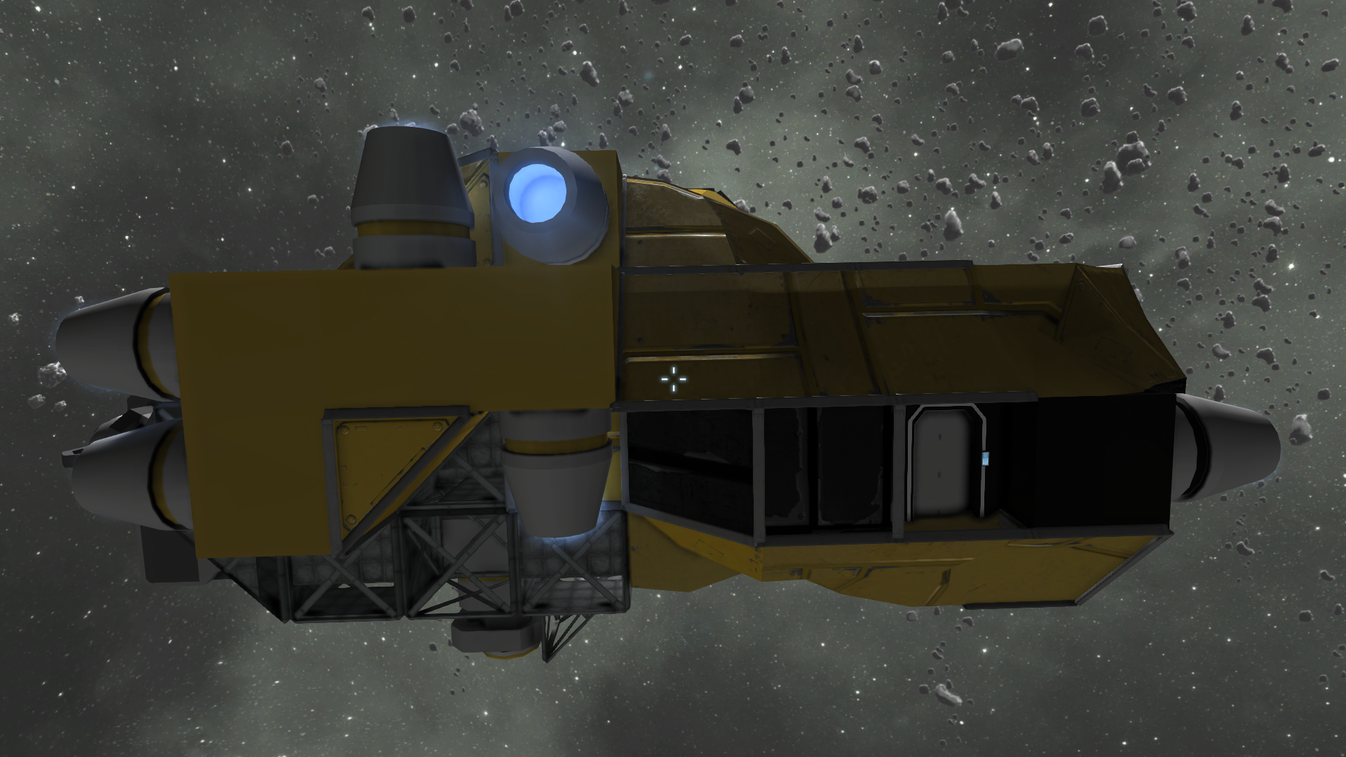 Image Rescue Ship Profile Png Space Engineers Wiki