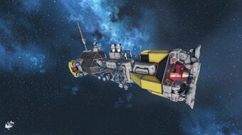 Mining Carriage Space Engineers Wiki Fandom