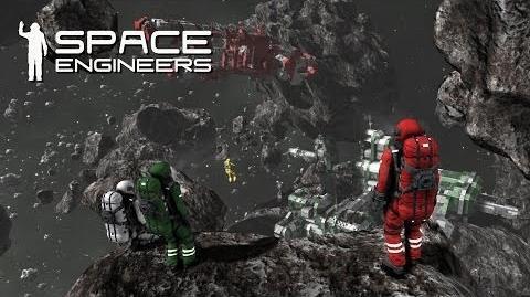 Space Engineers - Alpha Footage 8 2013