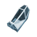 Icon Block Fighter Cockpit