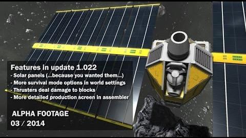 Video Space Engineers Solar Panels Space Engineers