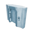 Icon Block Door