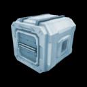 Icon Block Medium Cargo Container