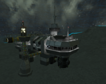 Specialised Drilling Consortium outpost