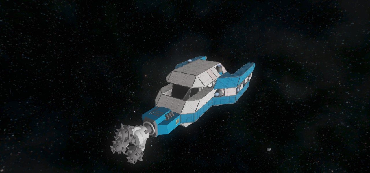 how to use ships in space engineers