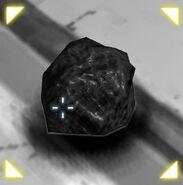 Uranium-ore