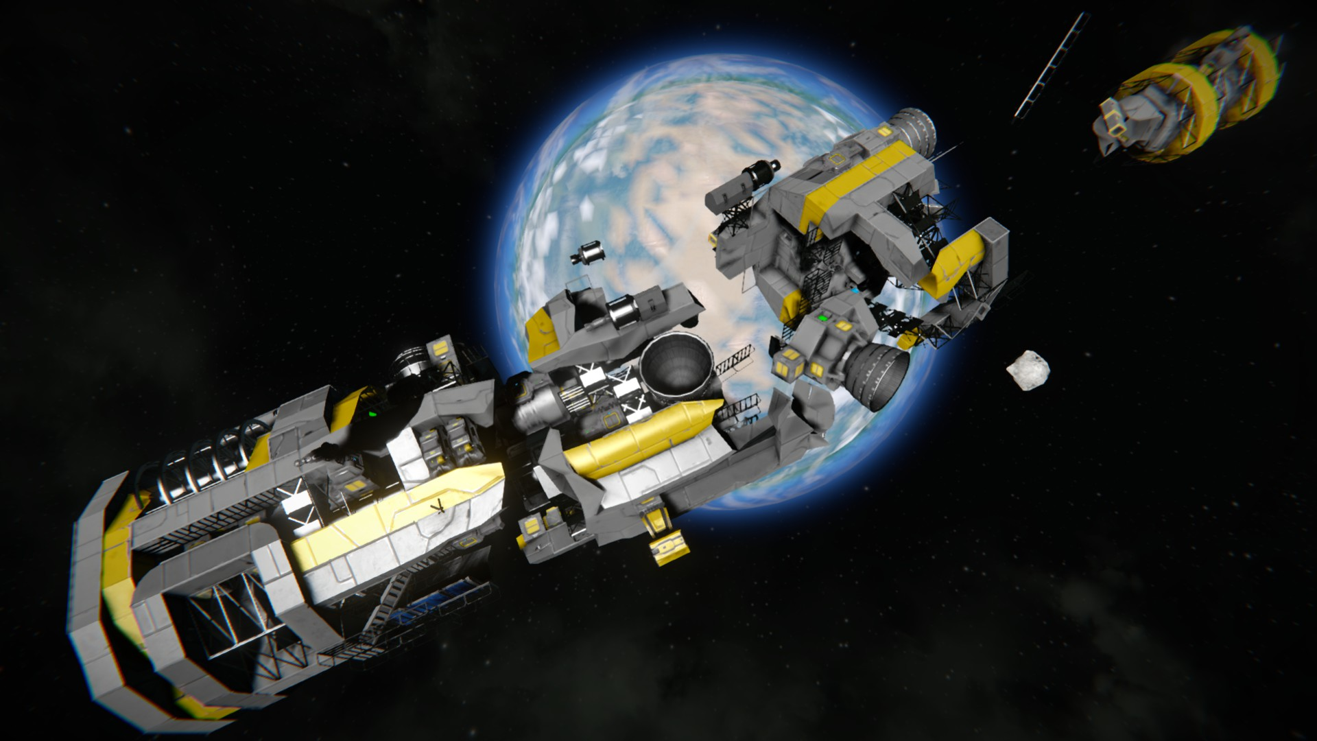 Encounter Prometheus Space Engineers Wiki Fandom