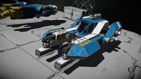 Space Engineers- Getting Started - Building Your 1st Ship Creative