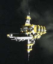 Unyielding Inventors Orbital station