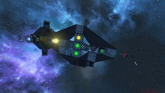 Assailant mk.1 starboard