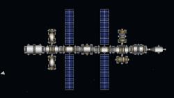 Space Station | Spaceflight Simulator Wiki | FANDOM powered