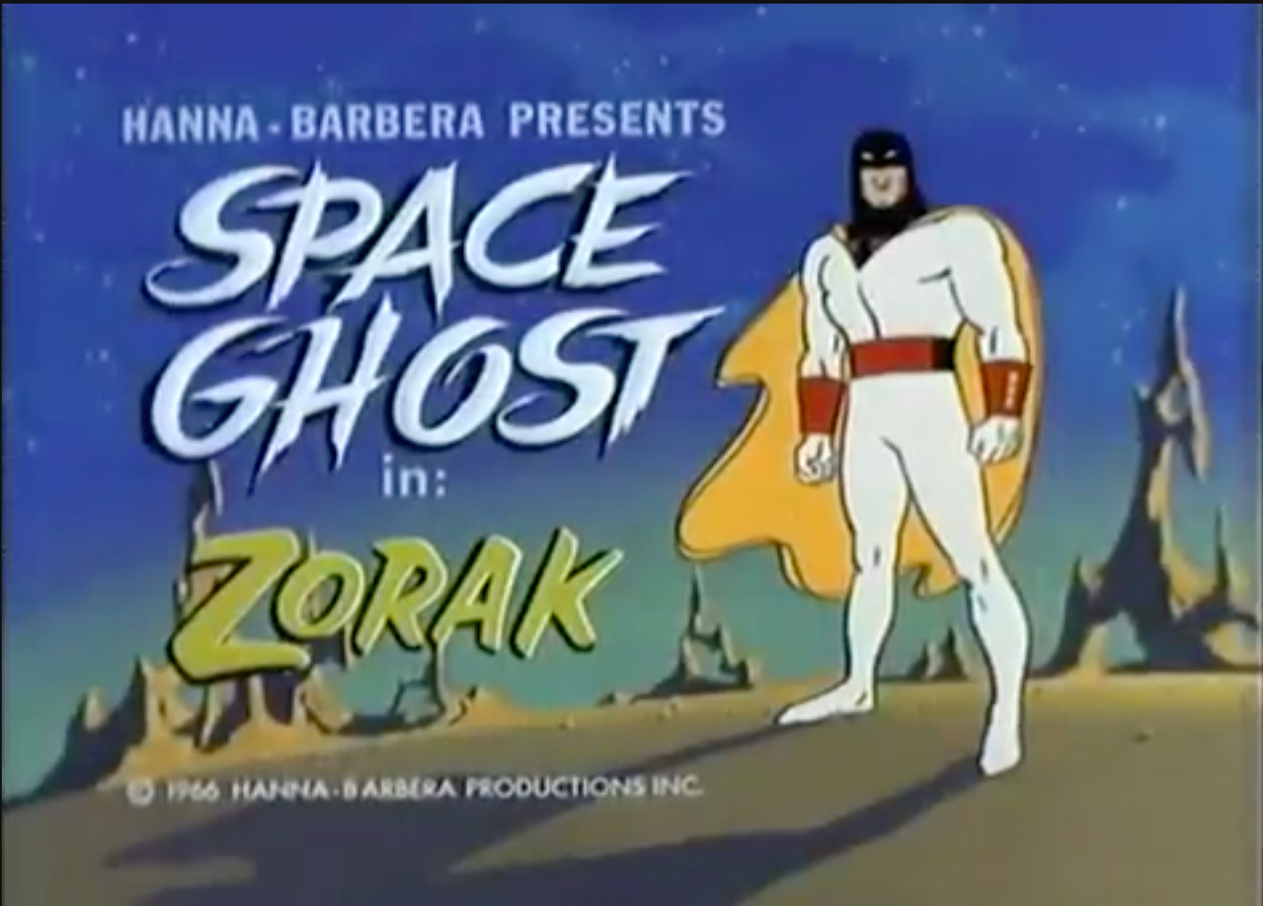 Zorak episode