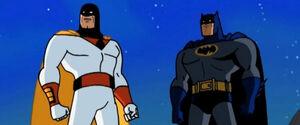 Batman-spaceghost