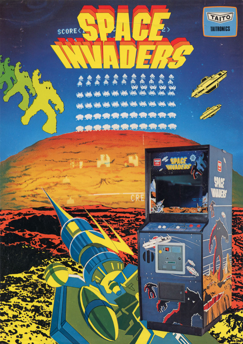Space Invaders | Space Invaders Wiki | FANDOM powered by Wikia
