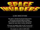 Space Invaders (Minion Software)