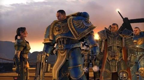 Epilogue (Warhammer 40.000 Space Marine) Full HD