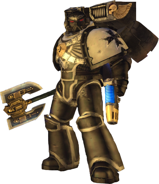 General Warhammer 40k Space Marines: Image - Sm Assault Cutout.png