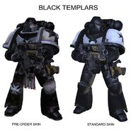 Preorder comparison black templars