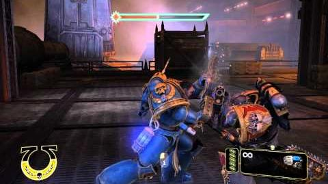 Warhammer 40000 Space Marine - All Executions HD