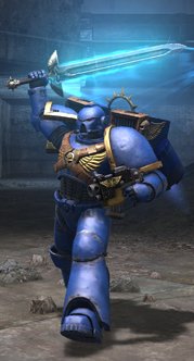 Sm power sword hero