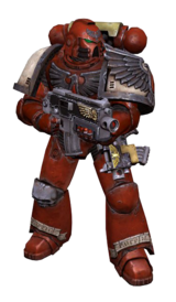 Blood Ravens Armor