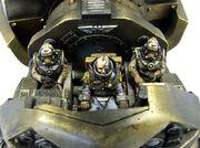 Reaver titan crew