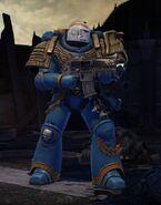 Armor Ultramarines Champion