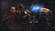 Titus with Plasma pistol