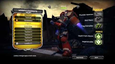 Warhammer 40,000 Space Marine - Exterminatus Co-op DLC