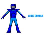 Louis gunner concept