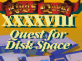 King's Quest XXXXVIII - Quest for Disk Space