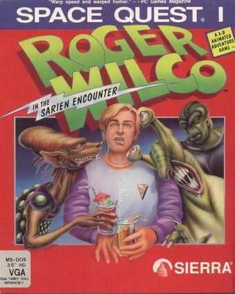 Space Quest I Roger Wilco In The Sarien Encounter Vga Space Quest Omnipedia Fandom