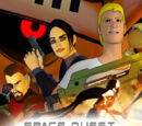 Space Quest: Incinerations