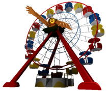 Big-Eye Wheel