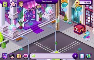 Star Street now