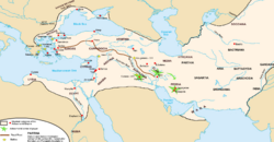Map achaemenid empire en
