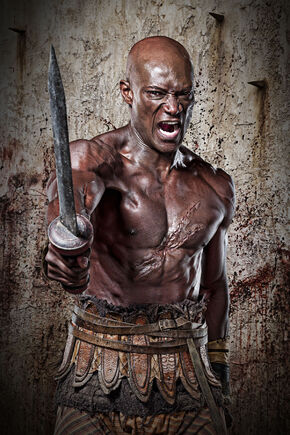 Oenomaus the Gladiator