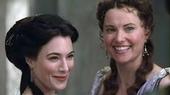 Lucretia & Gaia.