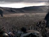 Battle against Cossinius